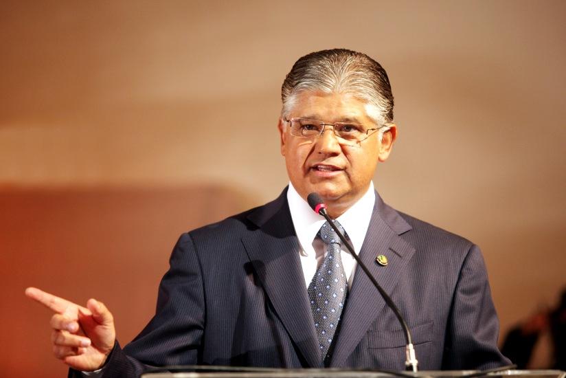 Para Clésio Andrade, Brasil ainda tem que melhorar muito a situação dosportos