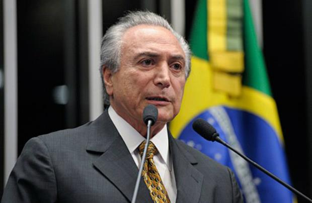 Clésio Andrade já vê país melhor com Michel Temer napresidência